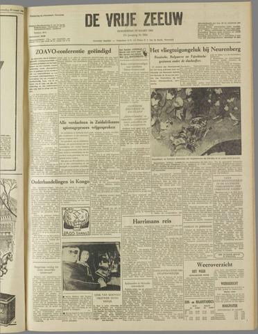 de Vrije Zeeuw 1961-03-30