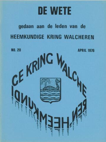 de Wete 1976-04-01