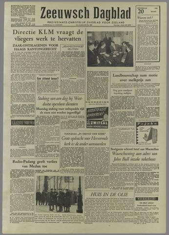 Zeeuwsch Dagblad 1958-03-20