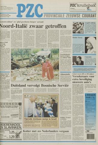 Provinciale Zeeuwse Courant 1994-11-08