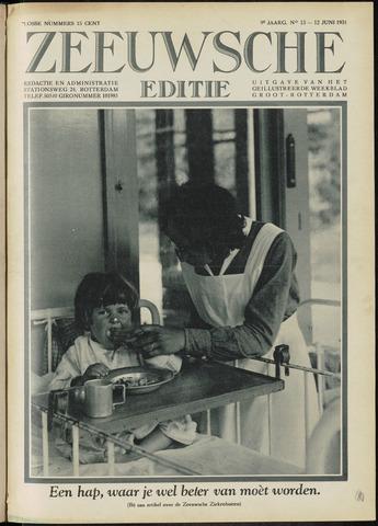 Ons Zeeland / Zeeuwsche editie 1931-06-12