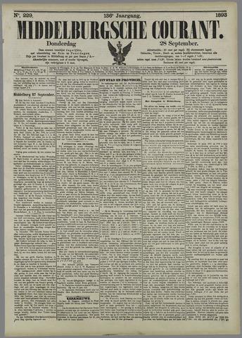 Middelburgsche Courant 1893-09-28