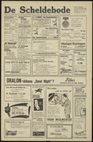 Scheldebode 1960-10-06