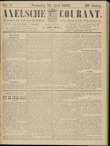 Axelsche Courant 1910-04-13