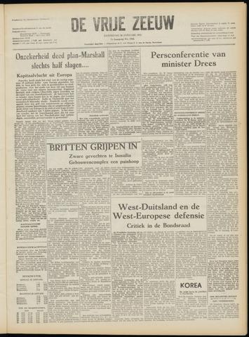 de Vrije Zeeuw 1952-01-26