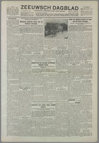 Zeeuwsch Dagblad 1950-04-22