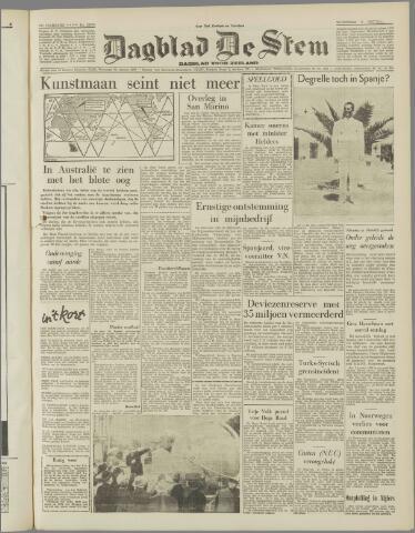 de Stem 1957-10-09