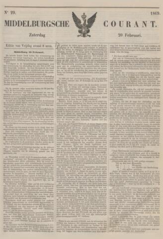 Middelburgsche Courant 1869-02-20