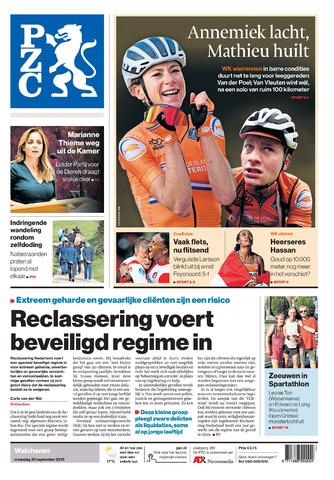 Provinciale Zeeuwse Courant 2019-09-30