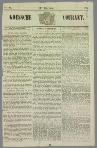 Goessche Courant 1857-12-07