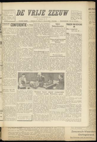 de Vrije Zeeuw 1946-08-16