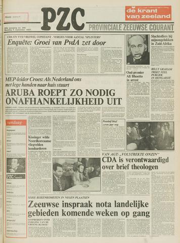 Provinciale Zeeuwse Courant 1977-09-05