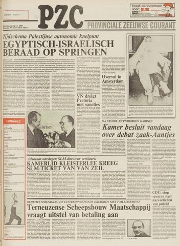 Provinciale Zeeuwse Courant 1978-11-14