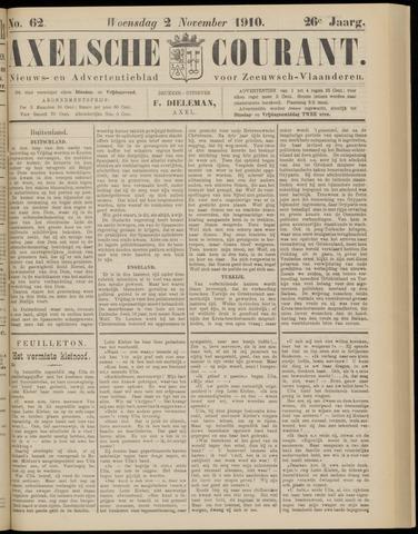 Axelsche Courant 1910-11-02
