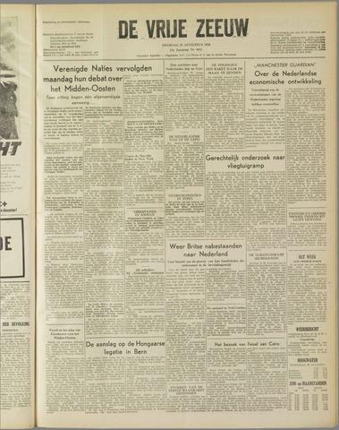 de Vrije Zeeuw 1958-08-19
