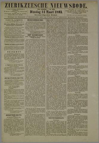 Zierikzeesche Nieuwsbode 1893-03-14