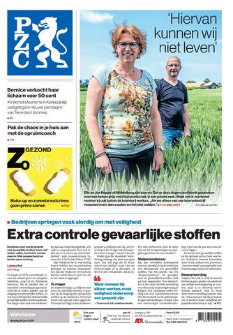 Provinciale Zeeuwse Courant 2019-06-18