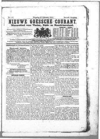 Nieuwe Goessche Courant 1872-02-27