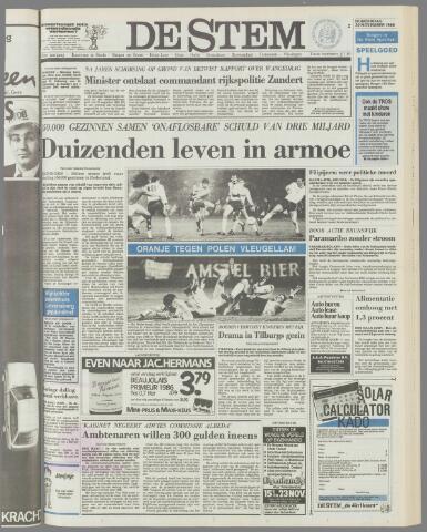 de Stem 1986-11-20
