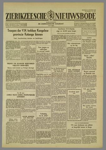 Zierikzeesche Nieuwsbode 1960-08-15