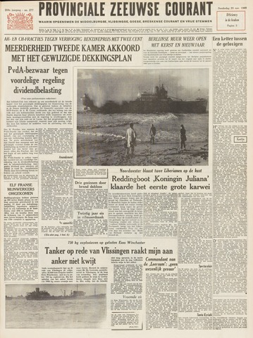 Provinciale Zeeuwse Courant 1965-11-25