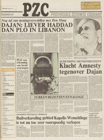 Provinciale Zeeuwse Courant 1979-07-28