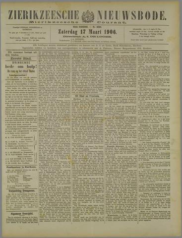 Zierikzeesche Nieuwsbode 1906-03-17