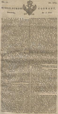 Middelburgsche Courant 1775-03-16