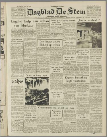 de Stem 1957-07-23