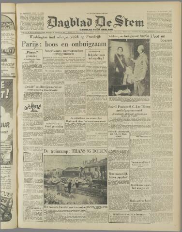 de Stem 1952-10-10
