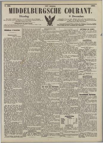 Middelburgsche Courant 1902-12-09