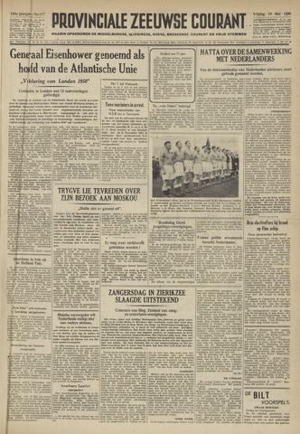 Provinciale Zeeuwse Courant 1950-05-19