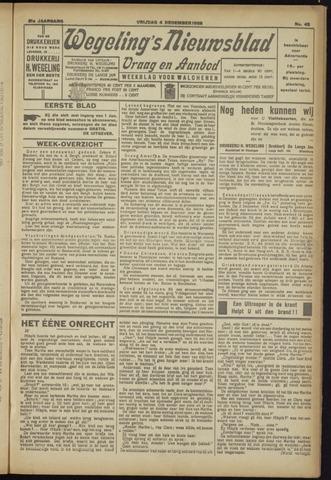Zeeuwsch Nieuwsblad/Wegeling's Nieuwsblad 1925-12-04