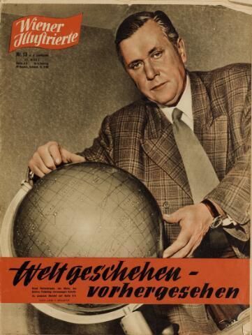 Watersnood documentatie 1953 - tijdschriften 1953-03-27
