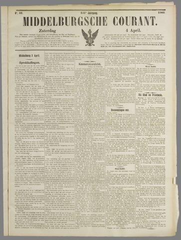 Middelburgsche Courant 1908-04-04