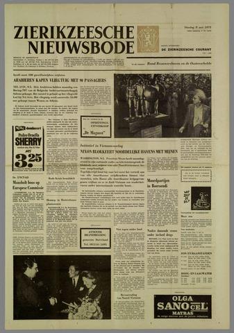 Zierikzeesche Nieuwsbode 1972-05-09
