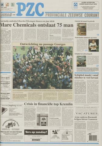 Provinciale Zeeuwse Courant 1998-09-26