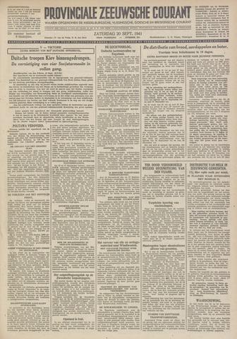 Provinciale Zeeuwse Courant 1941-09-20