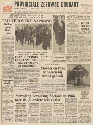 Provinciale Zeeuwse Courant 1967-01-09