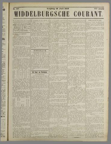 Middelburgsche Courant 1919-07-18