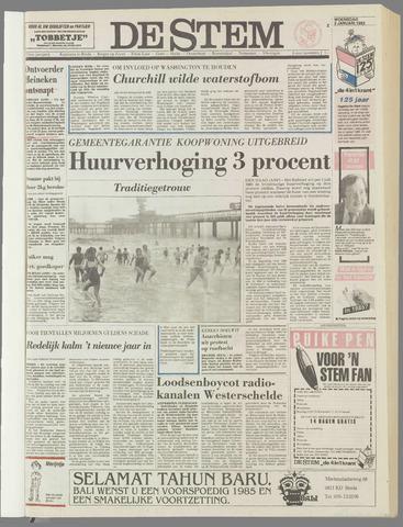 de Stem 1985