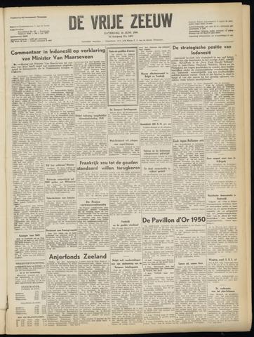 de Vrije Zeeuw 1950-06-24