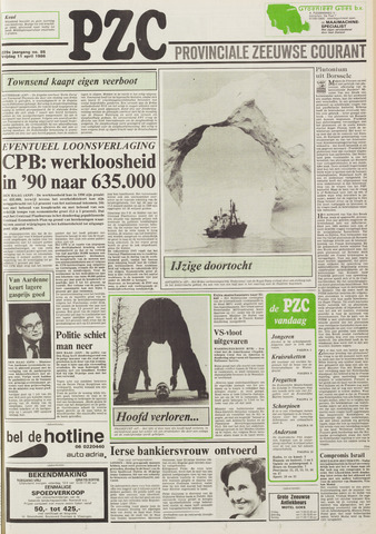 Provinciale Zeeuwse Courant 1986-04-11