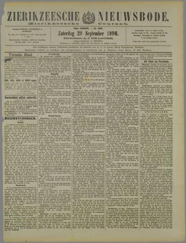 Zierikzeesche Nieuwsbode 1906-09-29