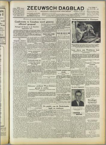 Zeeuwsch Dagblad 1952-02-21