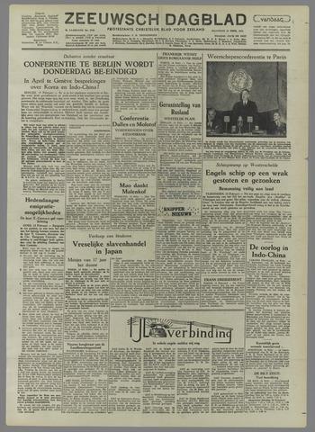 Zeeuwsch Dagblad 1954-02-15