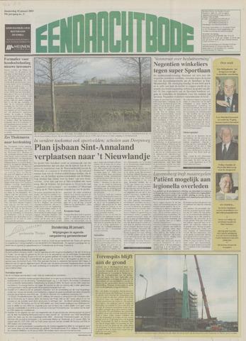 Eendrachtbode (1945-heden)/Mededeelingenblad voor het eiland Tholen (1944/45) 2003-01-30