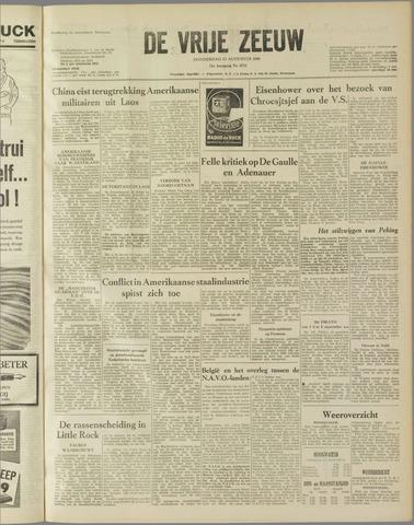 de Vrije Zeeuw 1959-08-13