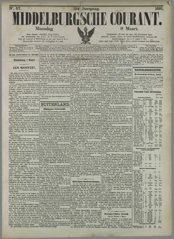 Middelburgsche Courant 1891-03-09