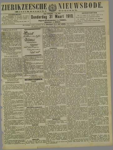 Zierikzeesche Nieuwsbode 1910-03-31